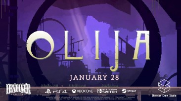 Опубликован новый трейлер приключенческой игры Olija