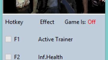Contagion: Трейнер/Trainer (+3) [Build 1142015] {MrAntiFun}