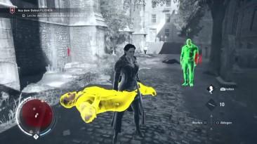 "Assassin's Creed: Syndicate ""Баг - Труп липучка"""