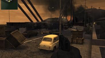 "Call of Duty 4: Modern Warfare ""Карта - Freedom Bridge"""