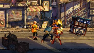 Streets of Rage 4 была загружена более 1,5 миллиона раз; Доступно новое обновление
