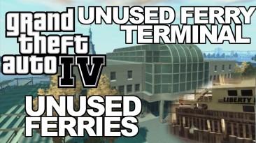 Нико Беллик на пароме: Фанат Grand Theft Auto IV провел расследование в поисках удаленного из игры транспорта