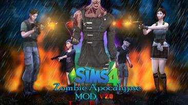 """The Sims 4 """"Зомби апокалипсис / 2.0.5 (21.01.2021)"""""""