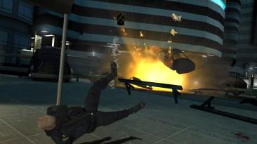 "Max Payne 2 ""Модификация 7th Serpent: Crossfire"""