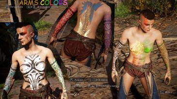 "Assassin's Creed: Valhalla ""Более 50 новых татуировок"""