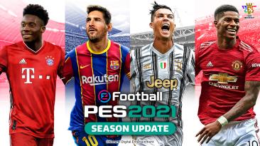 """PES 2021 """"Опшин PS5/PS4 DLC 6.0 [DitoPlay]"""""""
