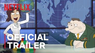 """Анонсирована анимационная комедия для взрослых Inside Job от создателей """"Гравити Фолз"""""""