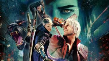 Послушайте боевую композицию Вергилия из Devil May Cry V: Special Edition для PlayStation 5 и Xbox Series X