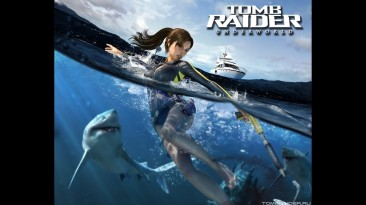 Русификатор текст и звука Tomb Raider: Underworld для Steam-версией