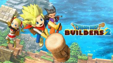 В Steam состоялся релиз Dragon Quest Builders 2