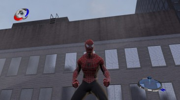 """Spider-Man 3: The Game """"Raimy Red in Black """""""