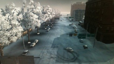 "World in Conflict ""Central park, Manhatan"""