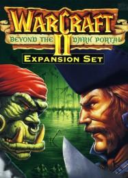 Обложка игры Warcraft 2: Beyond the Dark Portal