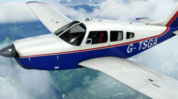 Выпущен PA-28R Arrow III для Microsoft Flight Simulator с новым видео, показывающим запуск