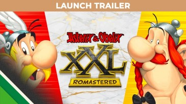 Состоялся релиз ремастера Asterix & Obelix XXL: Romastered!