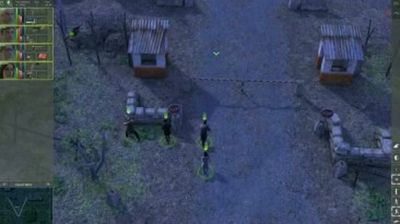 """Jagged Alliance: Back in Action """"Трейлер #2) RUS"""""""