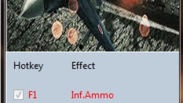 Ace Combat ~ Assault Horizon: Трейнер/Trainer (+2) [1.0.177] {MrAntiFun}