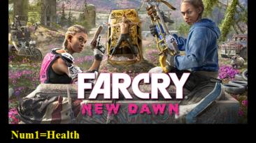 Far Cry: New Dawn: Трейнер/Trainer (+5) [v1.0.2] {Abolfazl.k}