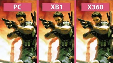 Сравнение графики в Resident Evil 5 - переиздание vs оригинал