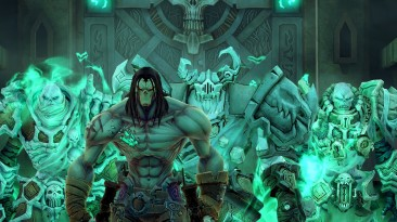 Новые скриншоты Darksiders 2: Deathinitive Edition