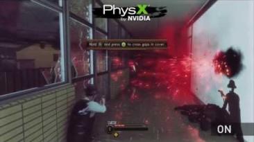 The Bureau: XCOM Declassified - трейлер PhysX