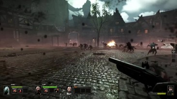 Геймплейные подробности Warhammer: End Times - Vermintide в новом трейлере игры