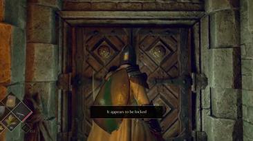 В ремейке Demon's Souls есть скрытая дверь, и никто не может ее открыть