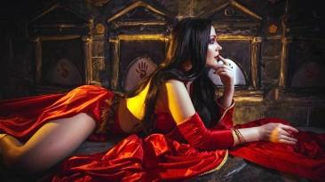 Косплей Кайлины из Prince of Persia