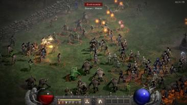 "Diablo 2: Resurrected ""Чемпионские враги"""
