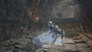 "Dark Souls 3 ""Мод рандомайзер противников"""