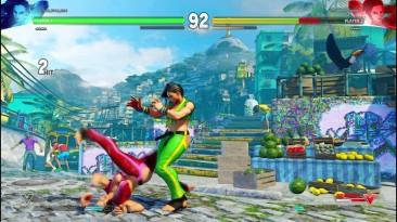 """Street Fighter 5 """"Sexy mod для Лоры Мацуды"""""""