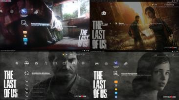 "The Last Of Us ""Темы для PS3"""
