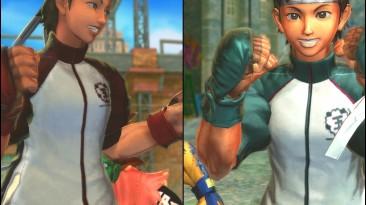 """Street Fighter X Tekken """"Скин Sakura Jersey"""""""