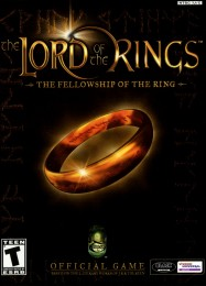 Обложка игры The Lord of the Rings: Fellowship of the Ring