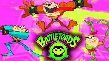 """Battletoads получит классический режим, """"аутентичный"""" для игры консоли NES"""