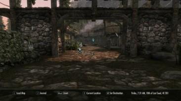 The Elder Scrolls 5: Skyrim: Гайд по настройке карты Скайрима в полном 3D