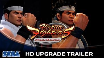 Новые трейлер и вступительный ролик Virtua Fighter 5: Ultimate Showdown