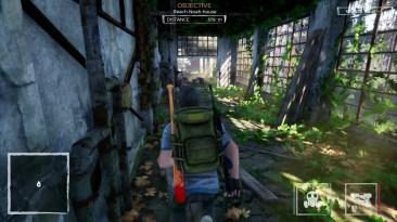 Геймплейный трейлер симулятора выживания The Day After Origins