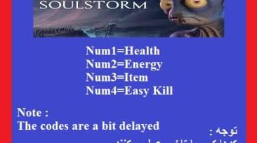 Oddworld: Soulstorm: Трейнер/Trainer (+4) [1.0] {Abolfazl.k}