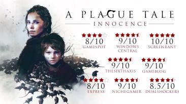 A Plague Tale: Innocence - одна из главных игр этого года