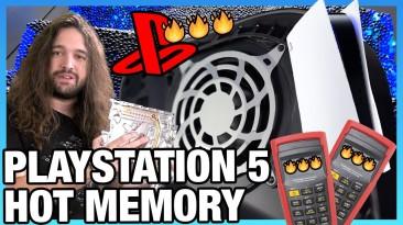 Уровень шума PlayStation 5 впечатляет, но тепловая конструкция должна быть улучшена, согласно новым неофициальным тестам
