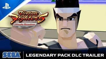 Переиздание Virtua Fighter 5 получит набор с классическими моделями персонажей, музыкой и аренами