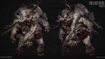 Авторы The Last of Us показали, как создавали самое жуткое чудовище для второй части
