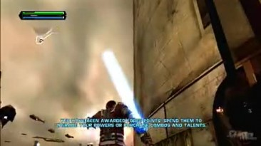 """Star Wars: The Force Unleashed - Ultimate Sith Edition """"Jedi Temple level Preview"""""""