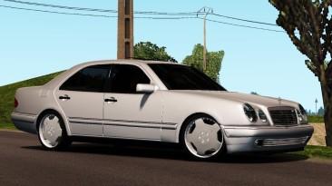 """Euro Truck Simulator 2 """"Mercedes-Benz W210 E-Class v2.0 (1.40.x)"""""""