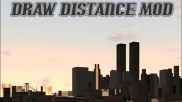 """Driver: Parallel Lines """"Draw Distance mod"""""""