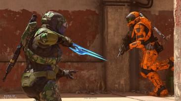 В Halo Infinite будет режим тренировки против ботов