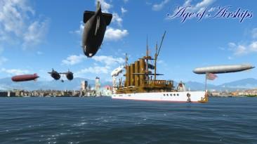 "Fallout 4 ""Эпоха дирижаблей / Age of Airships"""