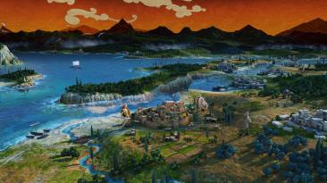"""Total War Saga: Troy """"Ускоренное получение ресурсов"""""""