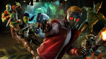 Состоялся релиз первого эпизода Marvel's Guardians of the Galaxy: The Telltale Series